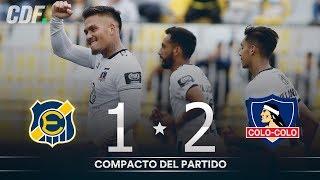 Everton 1 - 2 Colo Colo | Copa Chile MTS 2019 | Cuartos de Final Vuelta | CDF