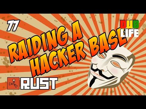 Raiding A Hacker Base - Rust - Dublife 77