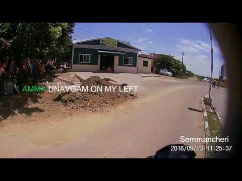 Namma chennai - semmancheri observation #01
