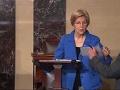 Senate rebukes Warren during Sessions debate