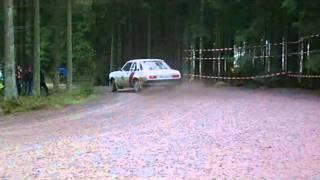 kongen 2012. SS1 veteran voc 4wd+några till