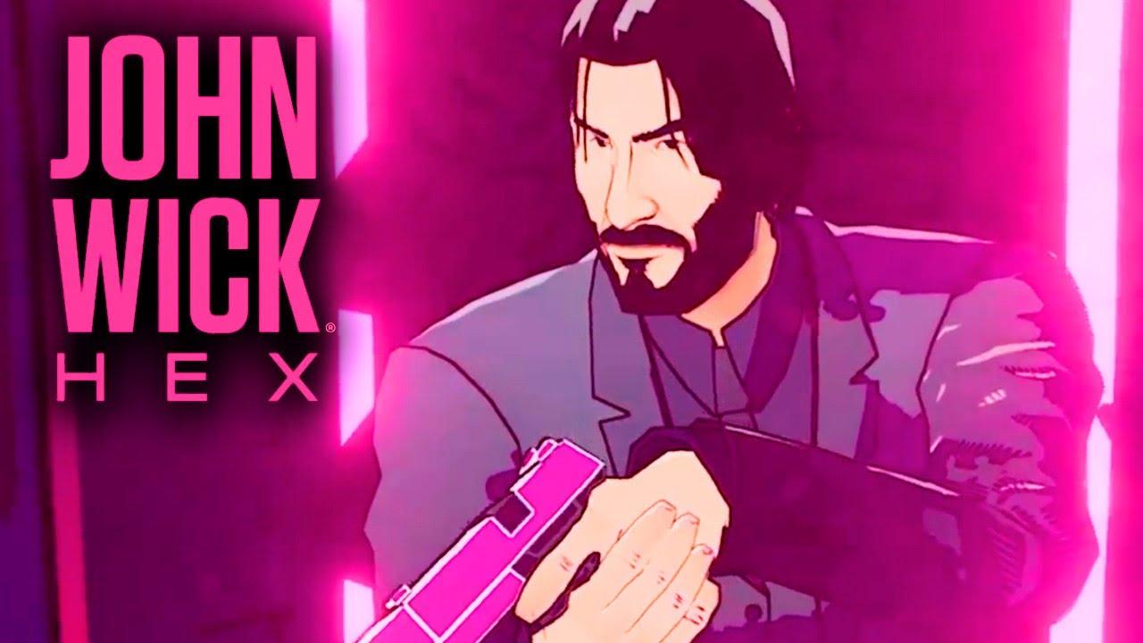 John Wick Hex (2019)