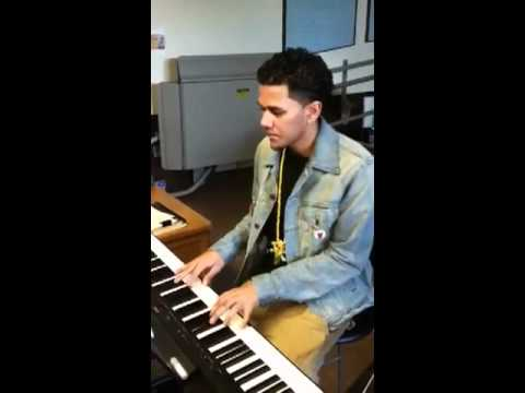 Drake - Doing It Wrong Piano Cover By Navin