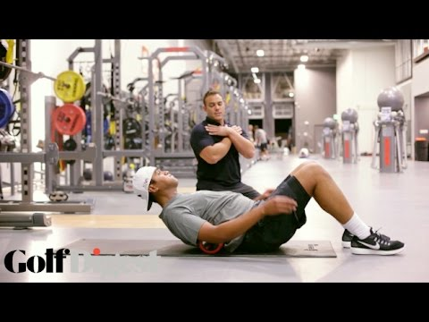 Fitness Friday: Warming-Up With Foam-Rollers