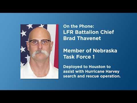 NEWS: Nebraska Task Force 1 (NETF1) Conference Call