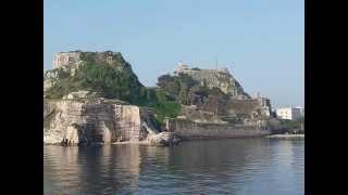 Греция, Корфу - Greece, Corfu(Покидая Корфу... Какая красота!.. Leaving Corfu... Perfect view!.. Подробнее / Read more: ..., 2013-07-05T03:00:53.000Z)