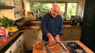 Turkish Spicy Lamb Flat Bread - Rick Stein - Bbc