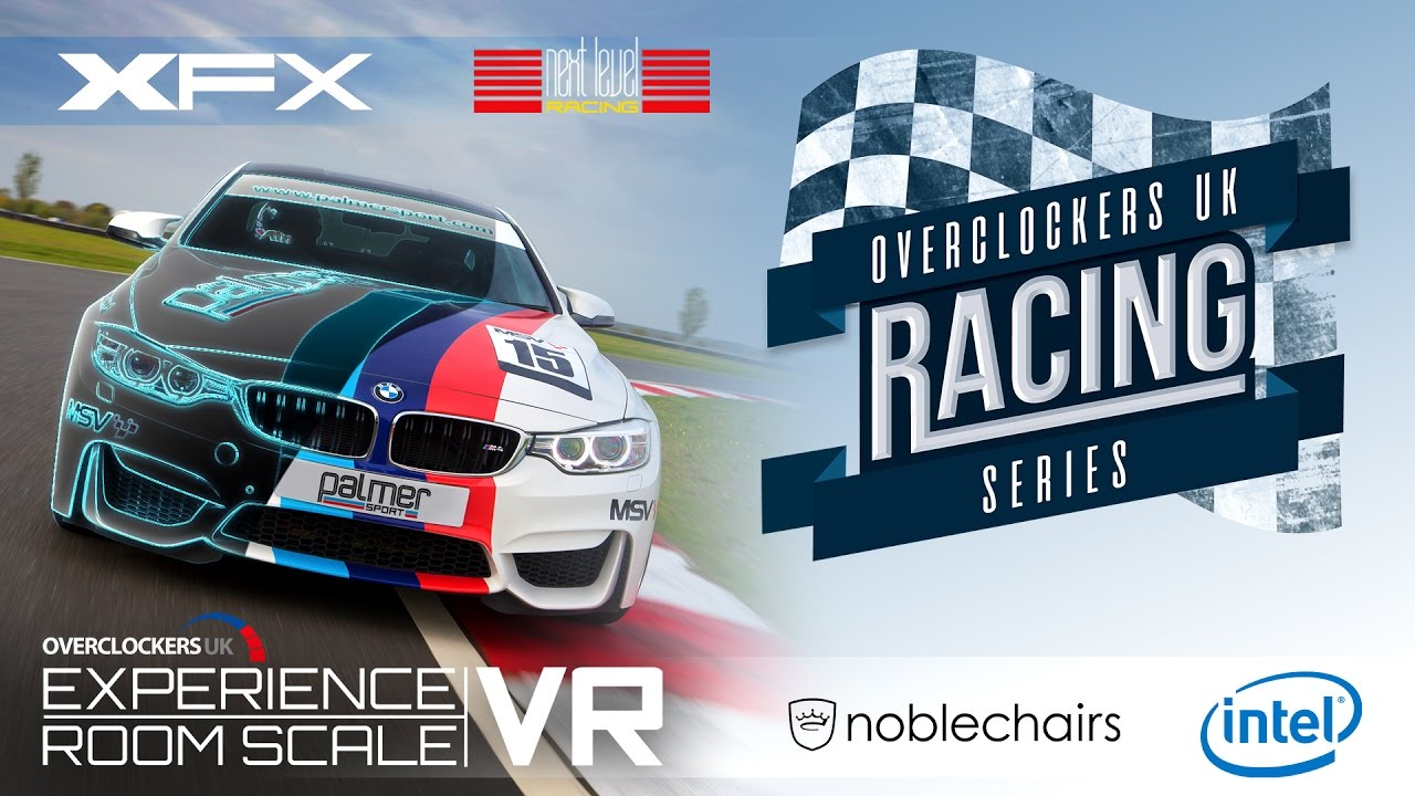 Download OCUK - Racing Series! Are you ready for the challenge?