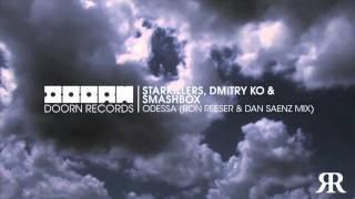 Starkillers, Dmitry Ko, Smashbox - Odessa (Ron Reeser & Dan Saenz Mix) Teaser