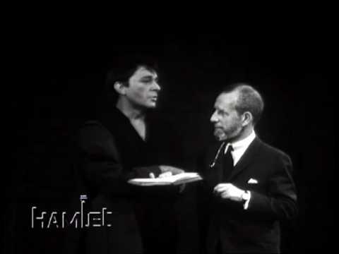 Hamlet And Polonius (