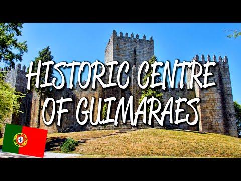Historic Town of Guimarães - UNESCO World Heritage Site