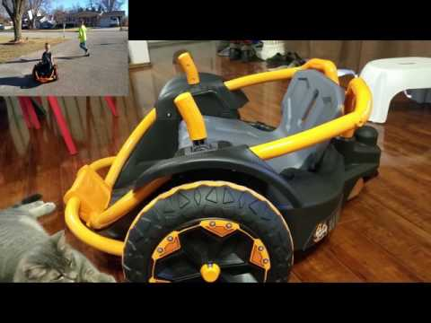 Power Wheels Wild Thing, By Fisher Price