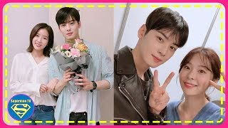 ASTRO Cha Eunwoo was Asked to Pick Between Lim Soohyang and Seo Eunsoo... Here's His Answer