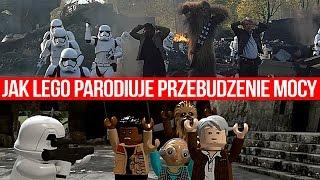 Jak LEGO parodiuje Przebudzenie Mocy? Porownanie najlepszych scen [bonus tvgry.pl]