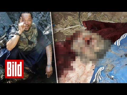 Deso Dogg ist tot - ISIS veröffentlicht Foto von deutschem Rapper