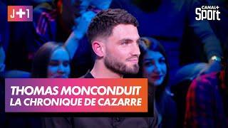 Julien Cazarre avec Thomas Monconduit !
