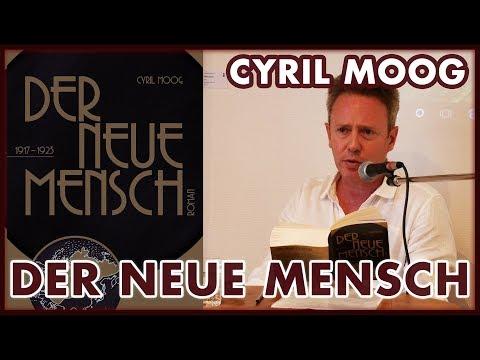 Buchlesung: Cyril Moog -