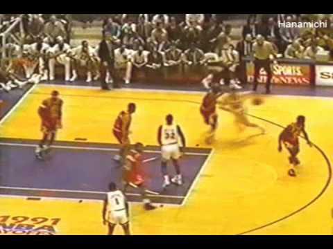 Michael Jordan (1991 NBA Playoffs 1st Round G3)