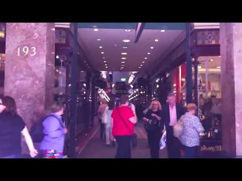 Sydney Pitt Street and Pitt Street Mall