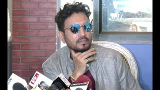 Irrfan Khan New Movie 'Qareeb Qareeb Single' Interview
