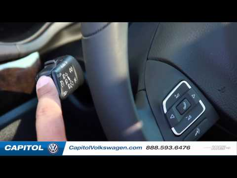 2014 Volkswagen Passat | How To Use Cruise Control