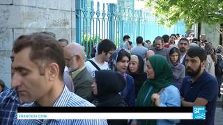 Iran on Election Day  What brings Iranians to the ballot boxes?