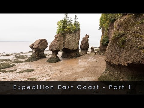 Expedition East Coast Canada Part 1 - Silly People Ottawa