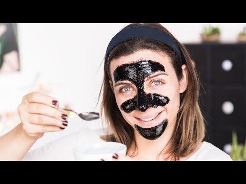Soyulan Siyah Nokta Maskesi Yapımı | Kimyasal Yok!