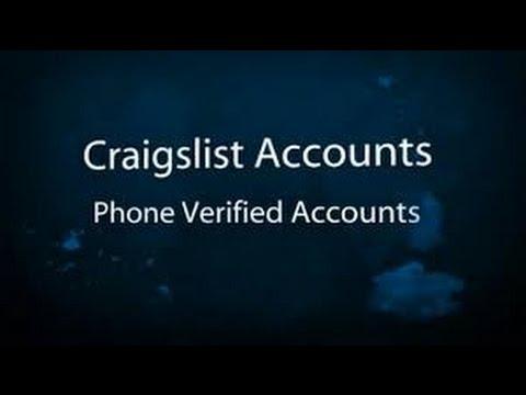 Craigslist free verifier