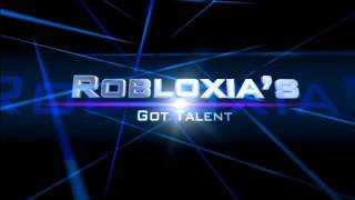 Robloxia Got Talent