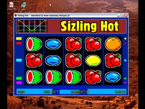 sizzling hot symulator na pc