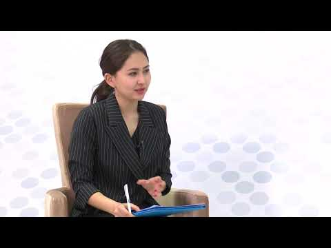 Интервью с вице-министром труда и социальной защиты населения Светланой Жакуповой