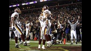 Redskins Vs Cowboys 2005 Full Game Highlights