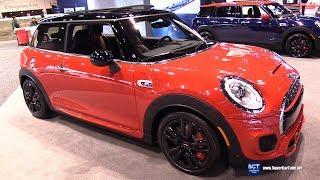 2018 Mini John Cooper Works Hardtop - Exterior and Interior Walkaround - 2018 Chicago Auto Show