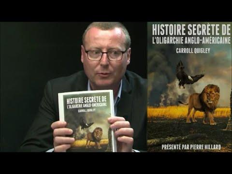 Histoire secrète de l'oligarchie anglo-américaine/Pierre Hillard (TEPA-MetaTv Intégrale-16/06/2015)