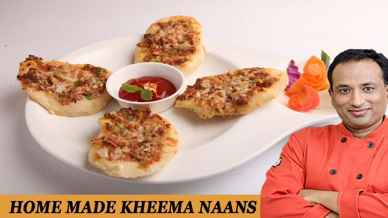 Home Made Stuffed Keema Naans Recipe With Philips Air