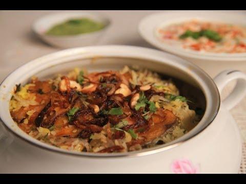 How To Cook Malabar Fish Biriyani  By Gazena