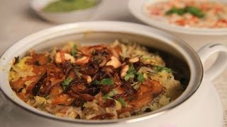 How To Cook Malabar Fish Biriyani  By Gazena