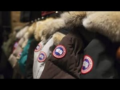 canada goose jacket shedding feathers