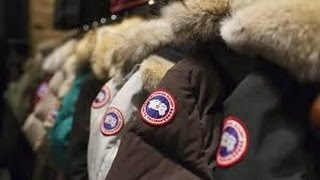 Canada Goose Jacket: HOW TO AVOID FEATHERS on your clothes! AWESOME , EASY TRICK, REALLY WORKS!