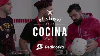 Dustin Luke y Juan Basualdo - El Show de la Cocina - Argentina