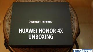 Huawei Honor 4X Unboxing