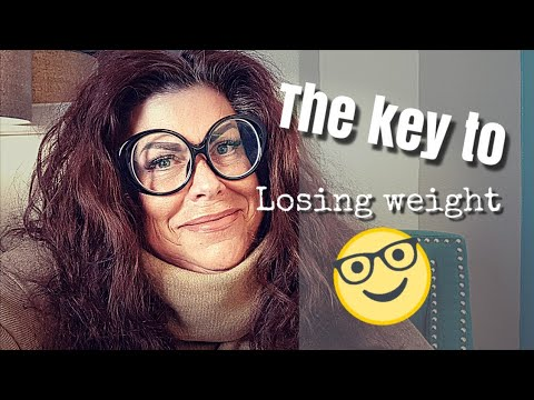 The KEY to losing weight Weight loss journey 2019