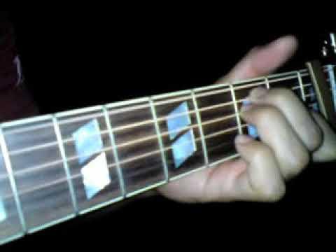 Basic Plucking tutorial Di Matamu Sufian Suhaimi