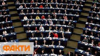 Ночлег депутатов на рабочем месте и вручение премии Сенцову: как прошел день в Европарламенте