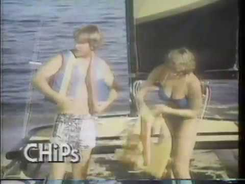 CHiPs B.J. And The Bear & A Man Called Sloane 1979 NBC
