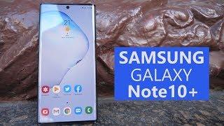 Обзор Samsung Galaxy Note10+ - лучший смартфон на рынке!