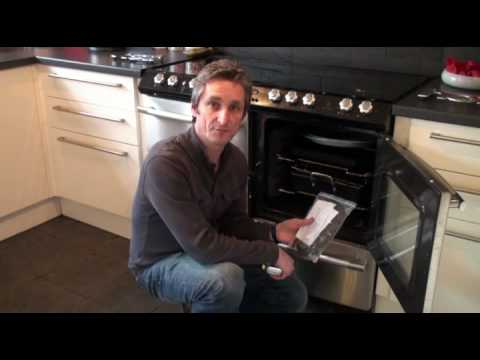 How To Replace And Fit An Oven Door Seal Youtube