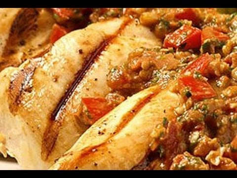 HOW TO PREPARE SICILIAN CHICKEN - Funny hot curries, non vegetarian