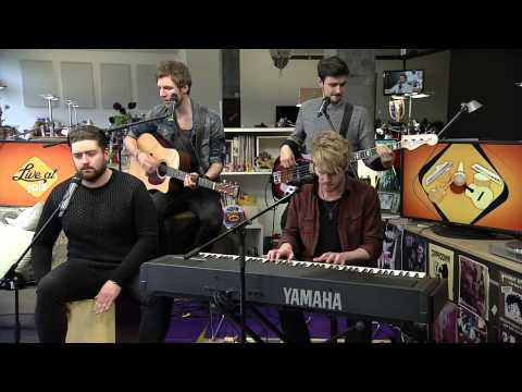 Kodaline - Love Will Set You Free (live At Joiz)